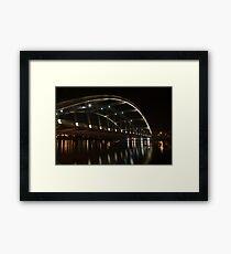 Frederick Douglass-Susan B. Anthony Memorial Bridge  Framed Print
