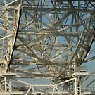 Lovell Telescope at Jodrell Bank 8 by bubblebat