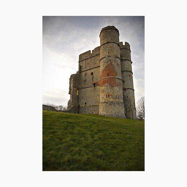 Donnington Castle Photographic Print
