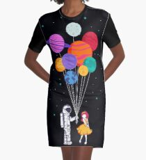 For You, Everything Graphic T-Shirt Dress