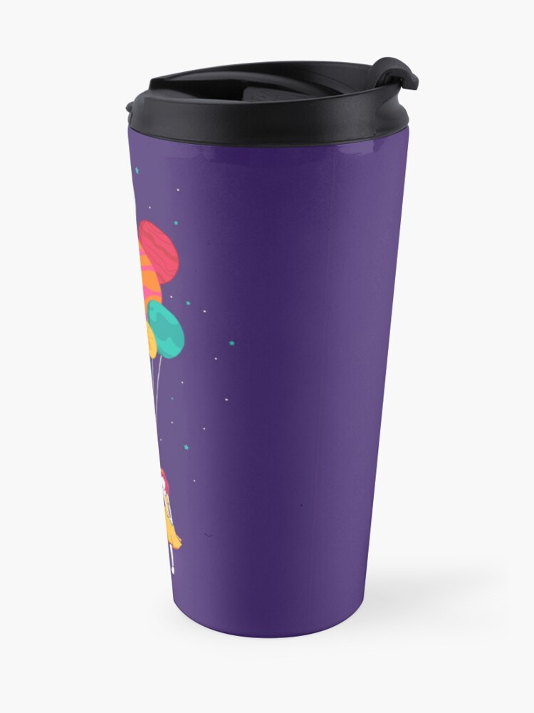 Alternate view of For You, Everything Travel Mug