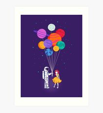 For You, Everything Art Print