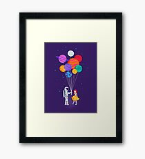 For You, Everything Framed Print