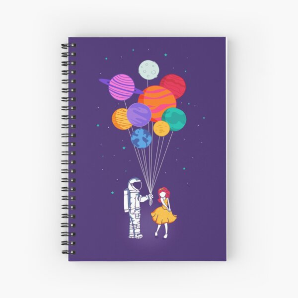 For You, Everything Spiral Notebook