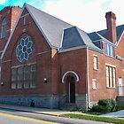 Edwards Memorial United Methodist Church by Bryan D. Spellman