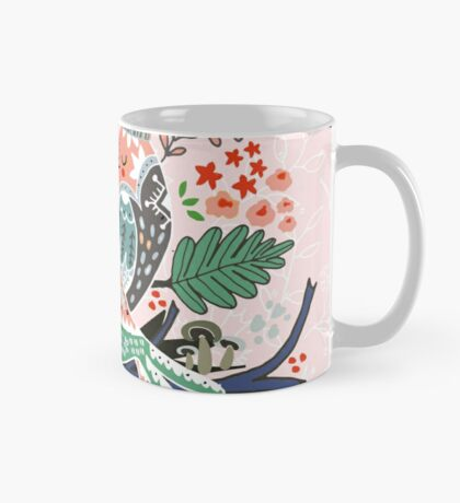 Holiday Birds Love Mug