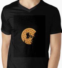 Camiseta para hombre de cuello en v Stranger Things