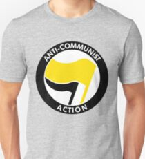 ANTI-COMMUNIST ACTION Unisex T-Shirt