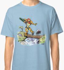 Samus and Metroid Classic T-Shirt