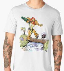 Samus and Metroid Men's Premium T-Shirt