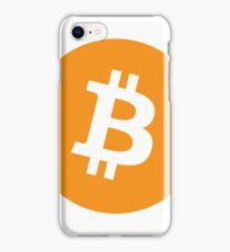Bitcoin is King iPhone Case/Skin