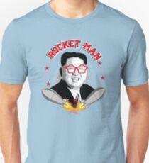 Rocket Man Kim Jong Un Unisex T-Shirt