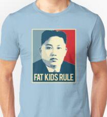 Fat Kids Rule Unisex T-Shirt
