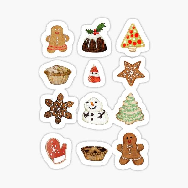 Holiday Treats Sticker