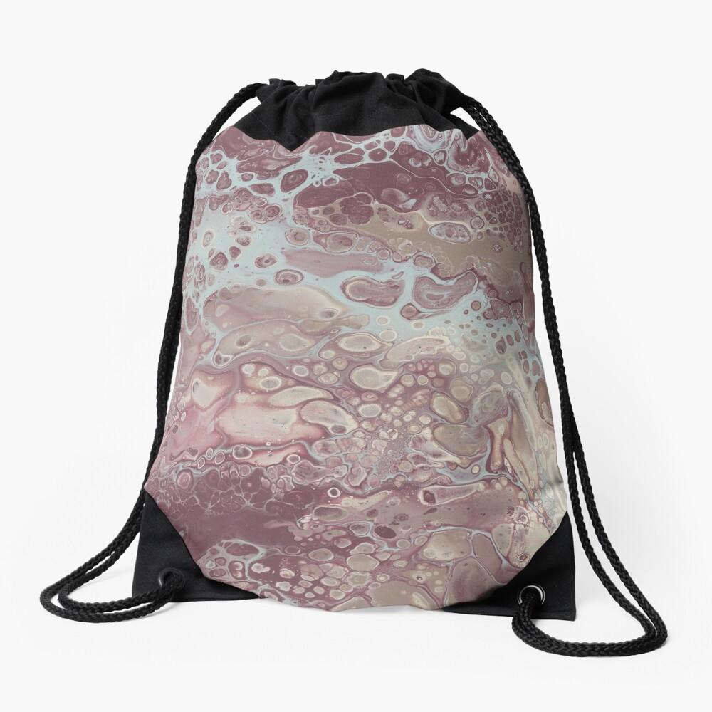 Autumn Breeze Drawstring Bag