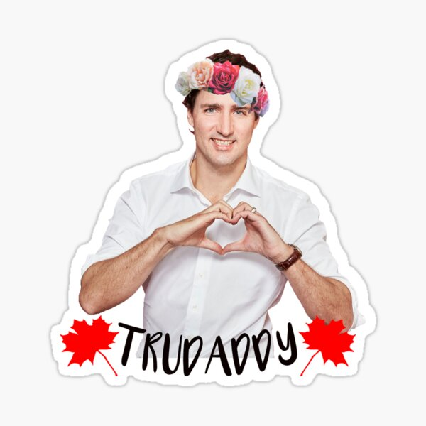 Trudaddy Sticker
