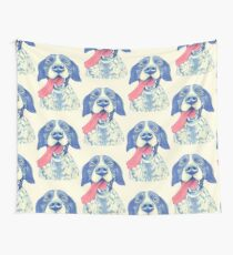 Jola #01 - German Short-Haired Pointer Wall Tapestry