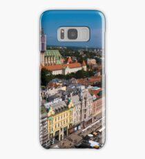 Zagreb Samsung Galaxy Case/Skin