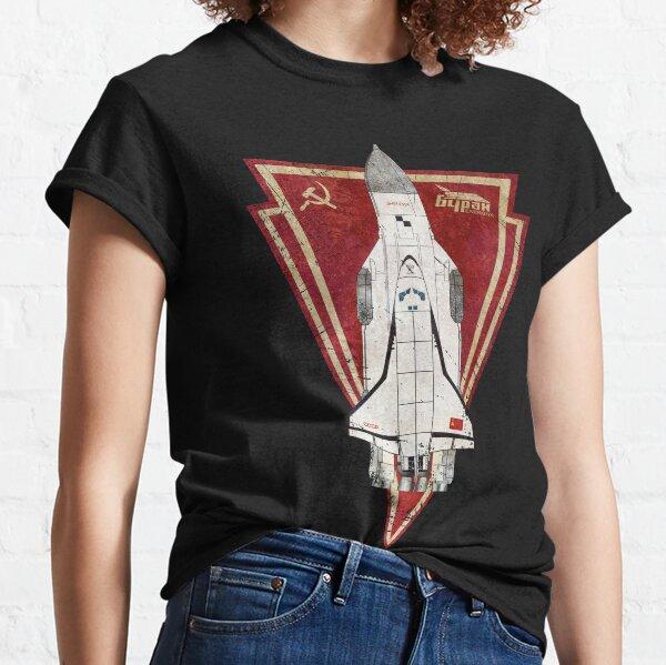 CCCP Energiya Buran V01 Classic T-Shirt