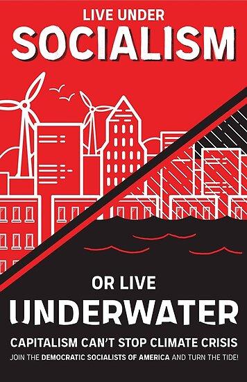 Lebe unter dem Sozialismus oder Lebe unter Wasser von dru1138