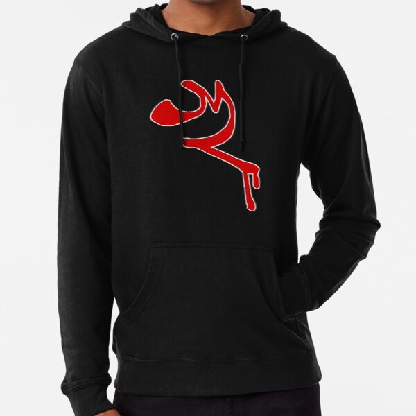 EddsWorld Red Army Lightweight Hoodie