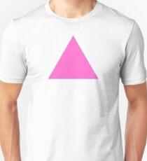 Weezer Pink Triangle Pinkerton Gay Pride T-Shirt