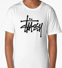 Stussy (white edition) Long T-Shirt