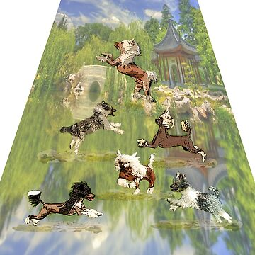 Chinese Crested Dog A-line Dress by Batiste