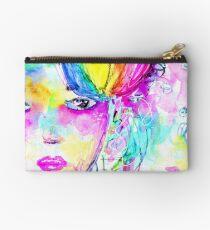Rainbow Girl Studio Pouch