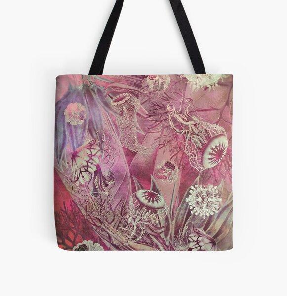 Sealife All Over Print Tote Bag