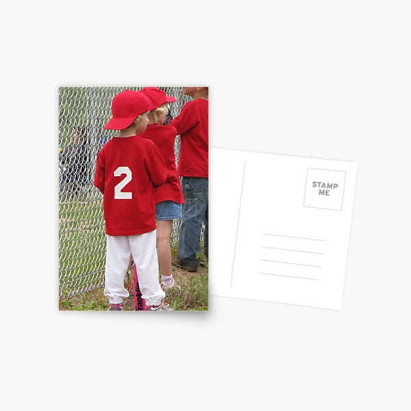 Batting Order Postcard