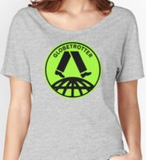 The Globetrotter Women's Relaxed Fit T-Shirt