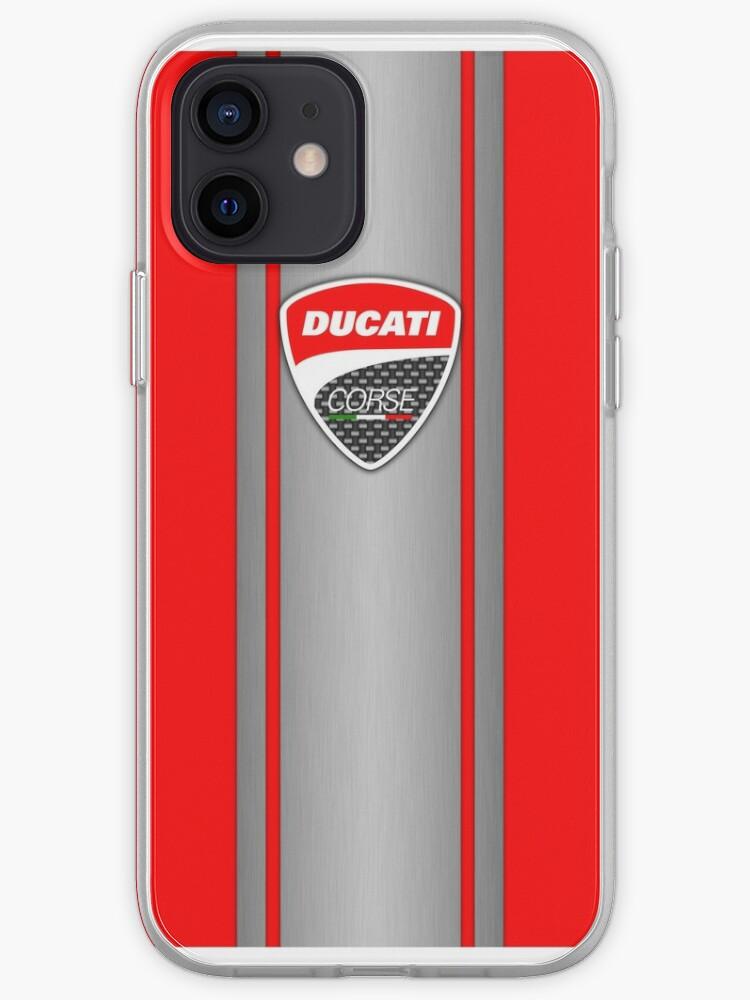 Ducati Corse Steel Skin | iPhone Case & Cover