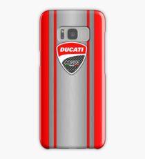 Ducati Corse Steel Skin Samsung Galaxy Case/Skin