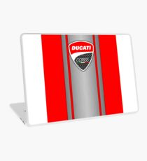 Ducati Corse Steel Skin Laptop Skin