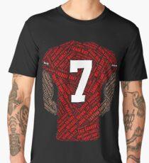 Colin Kaepernick: Carrying the Weight Men's Premium T-Shirt