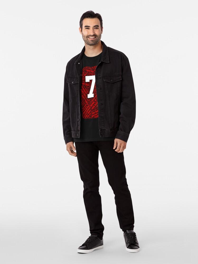 Alternate view of Colin Kaepernick: Carrying the Weight Premium T-Shirt
