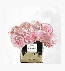 Pink Scented Photographic Print