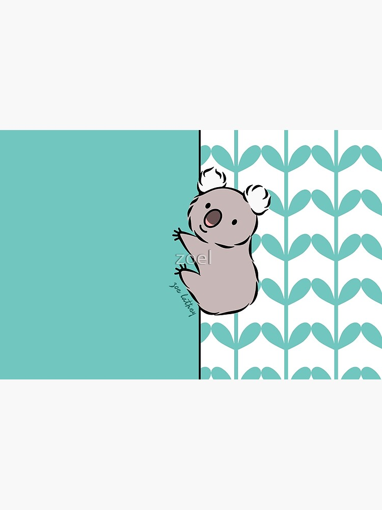 Clinging Koala  by zoel