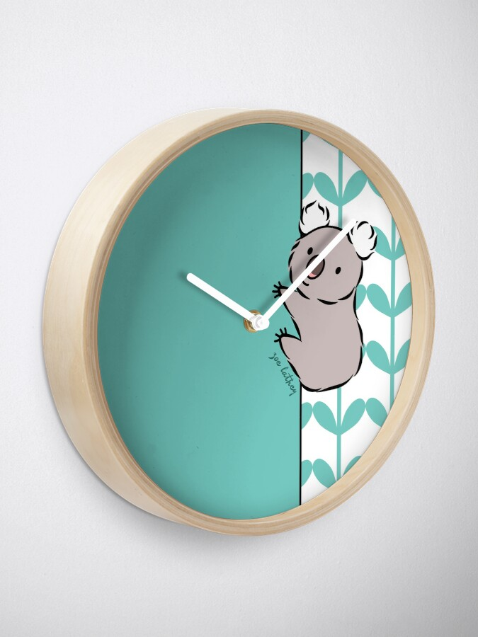 Vista alternativa de Reloj Aferrarse a Koala
