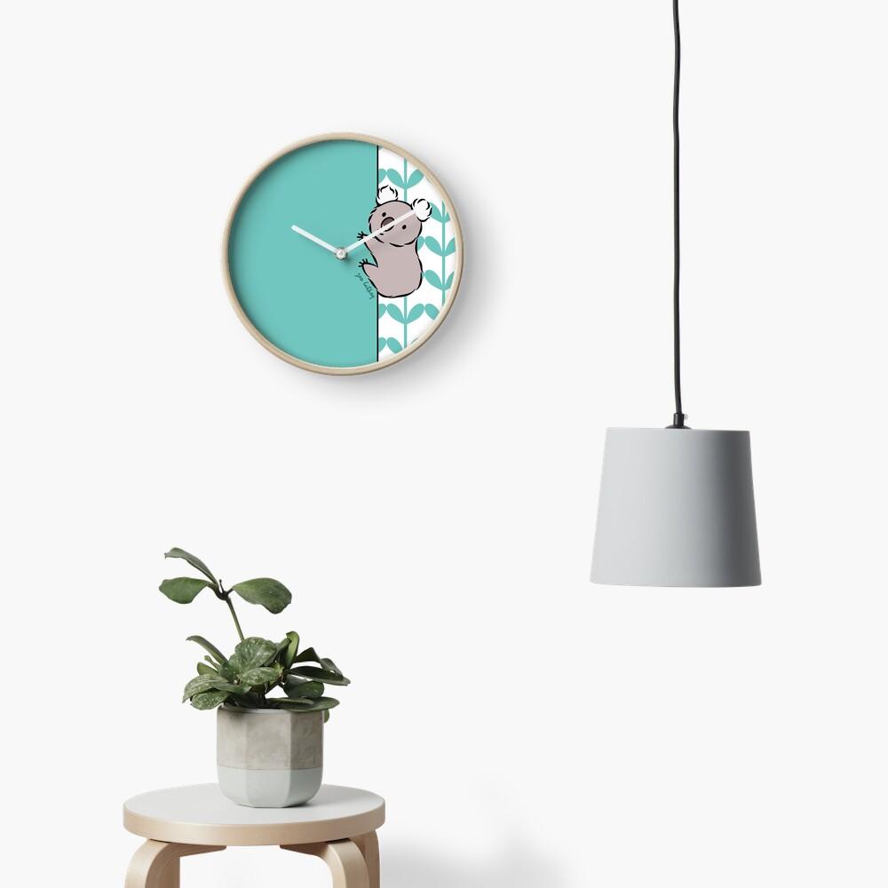 Aferrarse a Koala Reloj