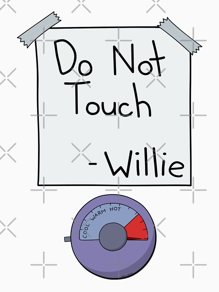 Do Not Touch -Willie  [Roufxis] by RoufXis