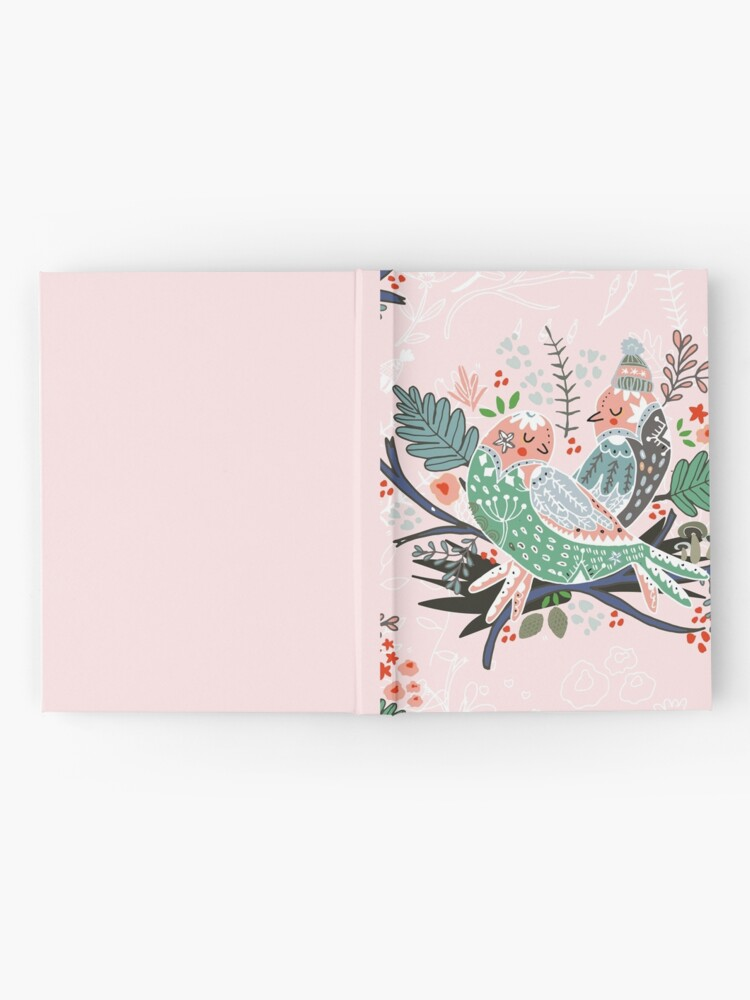 Alternate view of Holiday Birds Love Hardcover Journal