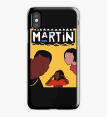 Martin (Yellow) iPhone Case/Skin
