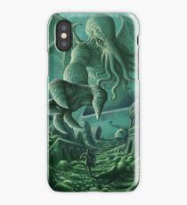 Cthulhu Unleashed iPhone Case/Skin