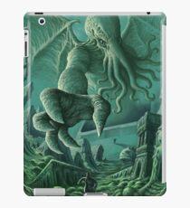 Cthulhu Unleashed iPad Case/Skin