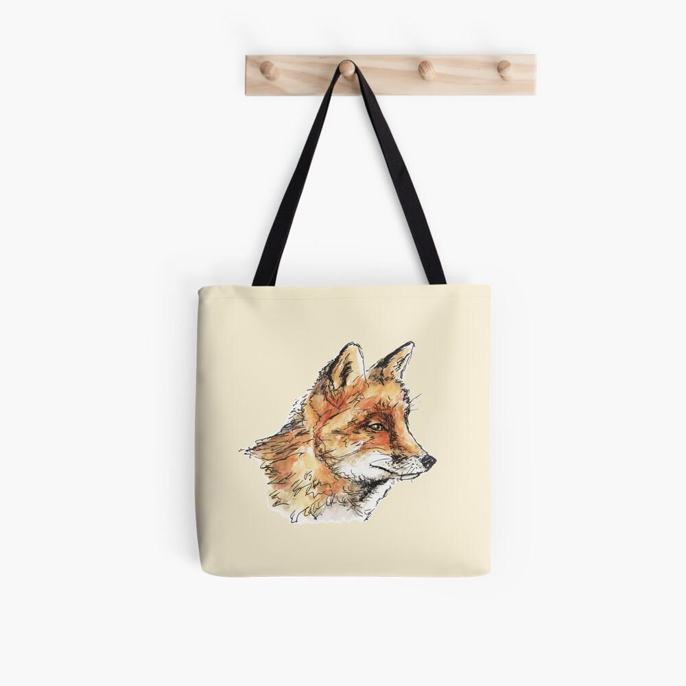 Fox Casual Tote Bag