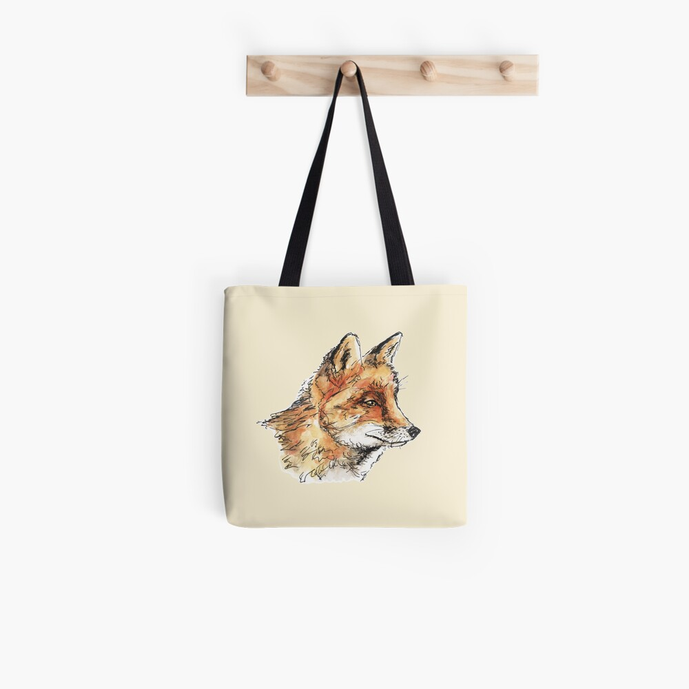 Fox Casual Tote Bag