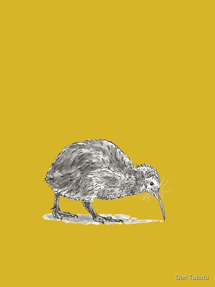 Kiwi Bird by dmtab
