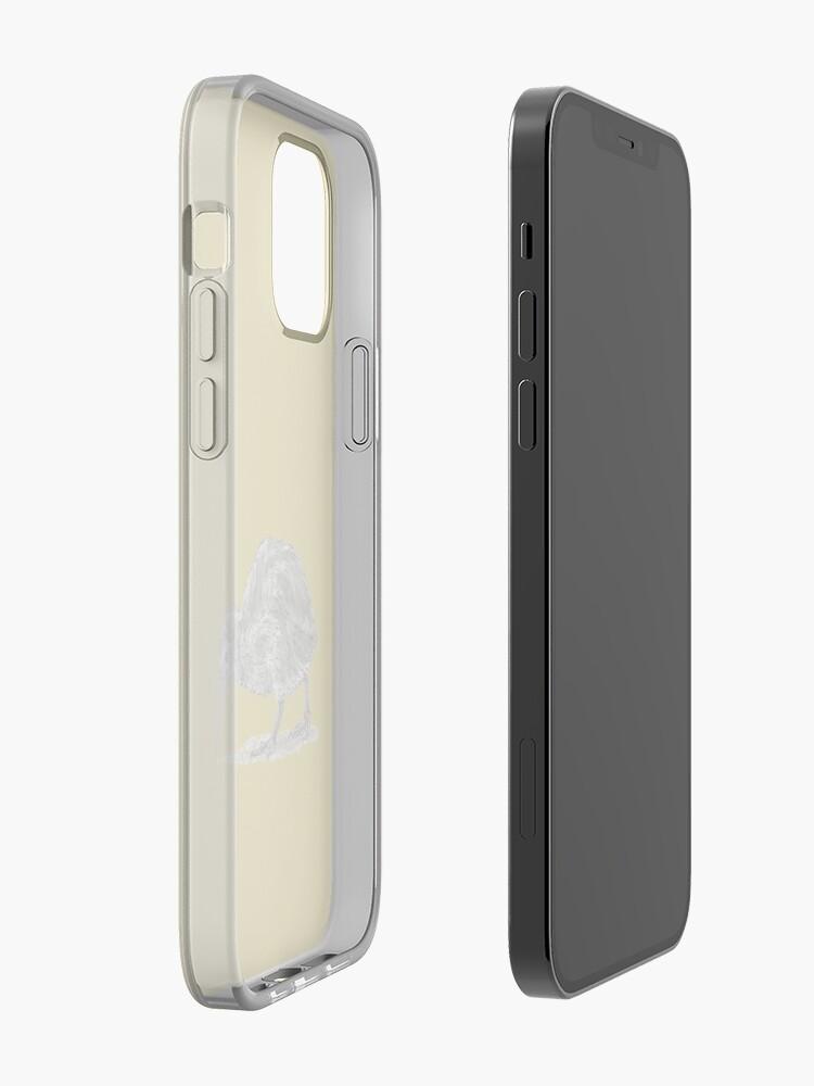 Alternate view of Kiwi Bird iPhone Case & Cover